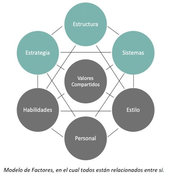 7 factores de Mckinsey